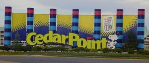 Cedar Point main entry