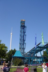 Demon Drop on the Midway