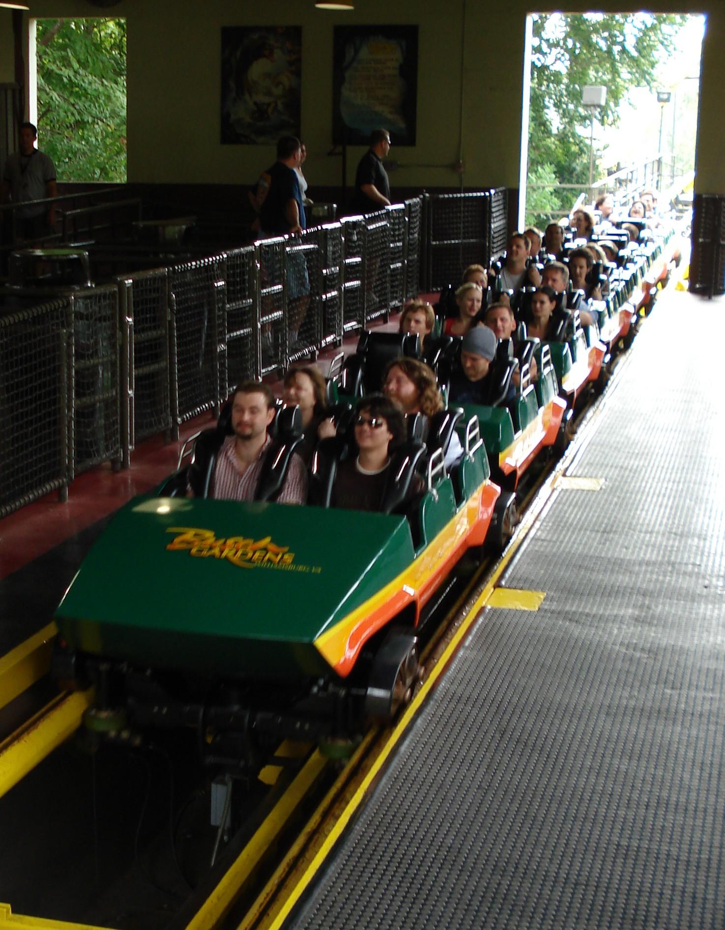 Busch Gardens Williamsburg Themeparkfanatic