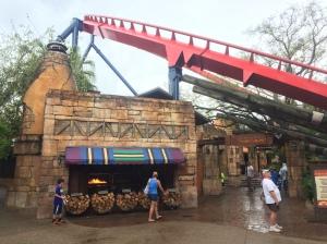 Busch Gardens and Fun Spot America 101